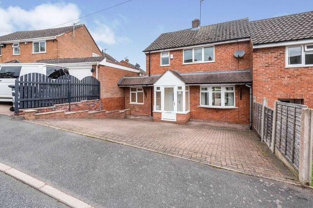 Thumbnail Property for sale in Waverley Crescent, Romsley, Halesowen