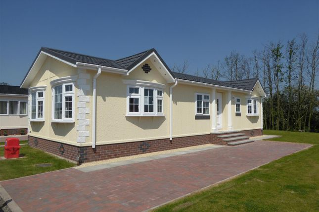 Thumbnail Bungalow for sale in Holly Acre Park, Long Lane, Telford
