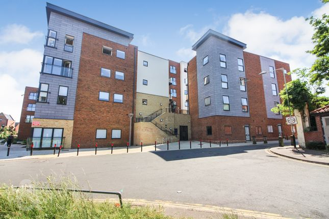 1 bed flat for sale in Foxhouse, Mountergate, Norwich NR1