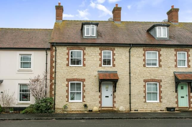 Thumbnail Terraced house for sale in Mere, Warminster, Wiltshire