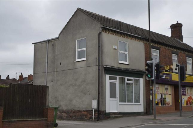 Thumbnail Retail premises for sale in Somercotes Hill, Somercotes, Derbyshire