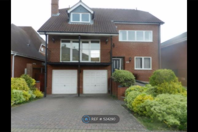 Thumbnail Detached house to rent in Grosvenor Close, Ipswich