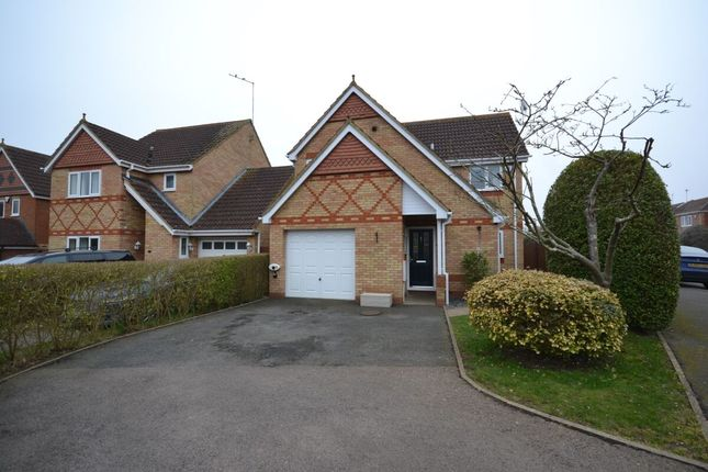 4 bed detached house for sale in Cross Brooks, Wootton Fields, Northampton NN4