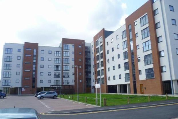 Thumbnail Flat to rent in Pilgrims Way, Manchester