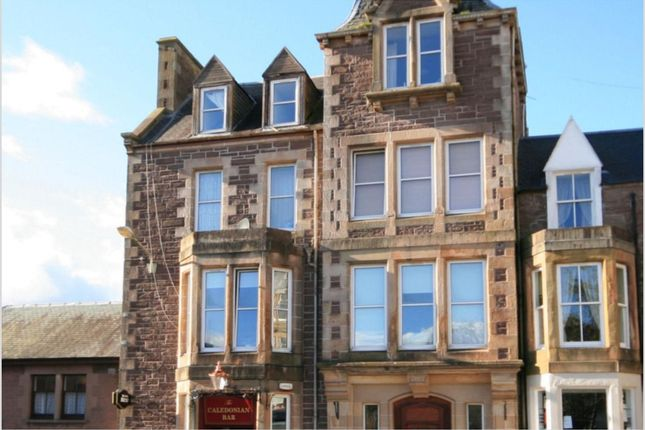 Thumbnail Flat to rent in James Square, Crieff