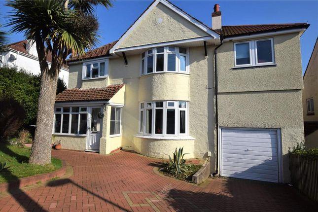 Thumbnail Detached house for sale in Laura Grove, Preston, Paignton, Devon