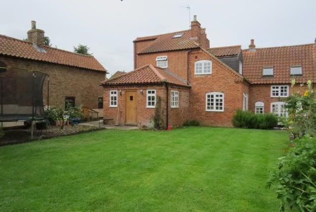 Thumbnail Detached house to rent in School Lane, Long Clawson, Melton Mowbray