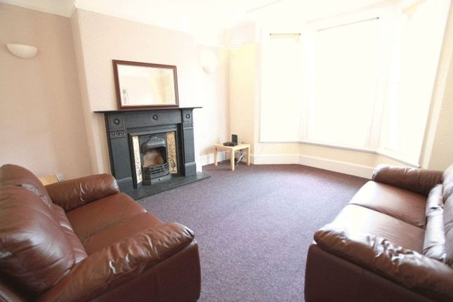 Thumbnail Terraced house to rent in Oakbank Road, Liverpool