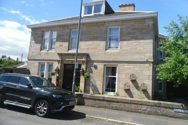 Thumbnail Semi-detached house for sale in Ballantine Drive, Ayr