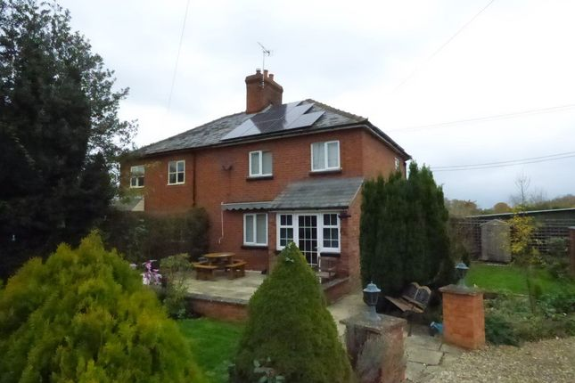 Thumbnail Property to rent in Newtown Cross Cottages, Lower Eggleton