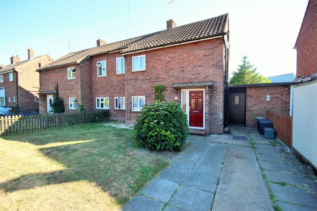 Thumbnail Semi-detached house for sale in Hazell Avenue, Colchester