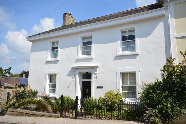 Thumbnail Semi-detached house for sale in Claremont, Mill Street, Chagford