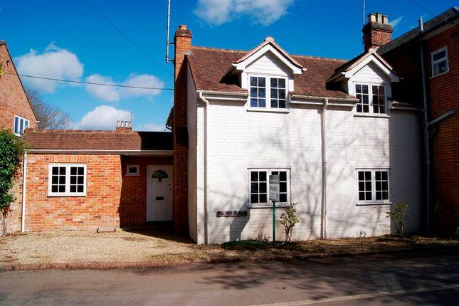 Thumbnail Semi-detached house for sale in Thackhams Lane, Hartley Wintney, Hook