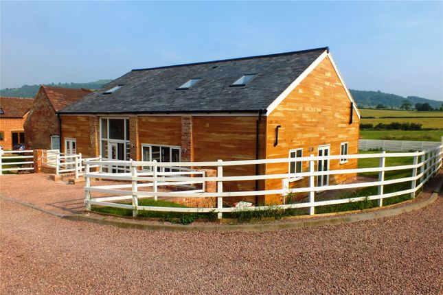 Thumbnail Barn conversion for sale in Nafford Bank Farm, Nafford Road, Pershore, Worcestershire