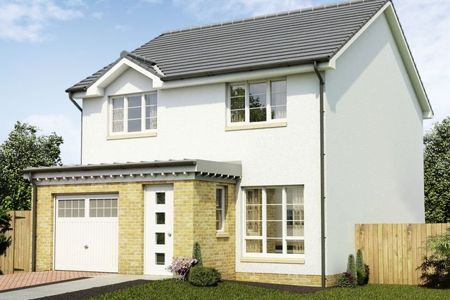 """Thumbnail Detached house for sale in """"The Cromarty"""" at Perceton, Irvine"""