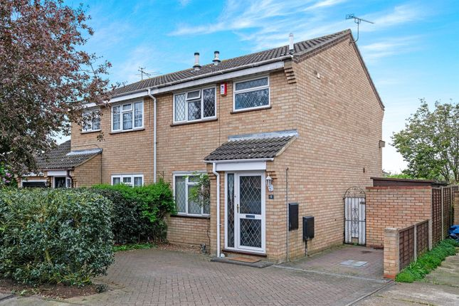 Thumbnail Semi-detached house for sale in Coleness Road, Ipswich