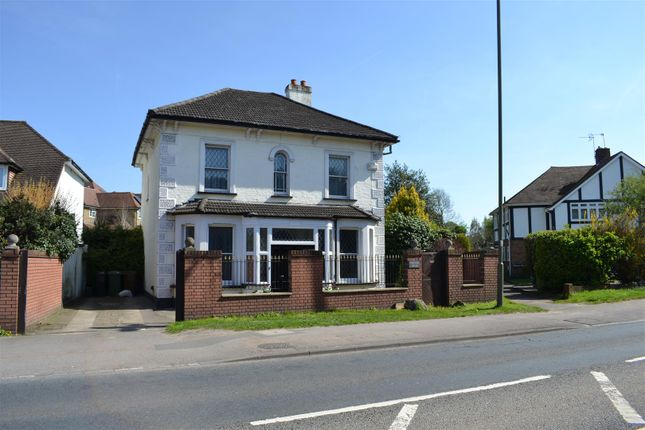 Thumbnail Detached house to rent in Epsom Road, Ewell, Epsom