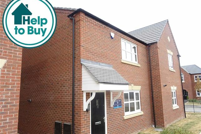Thumbnail Flat for sale in Hinckley Road, Stoke Golding, Nuneaton