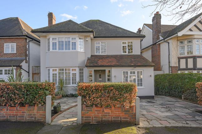 Thumbnail Detached house for sale in Copse Hill, London
