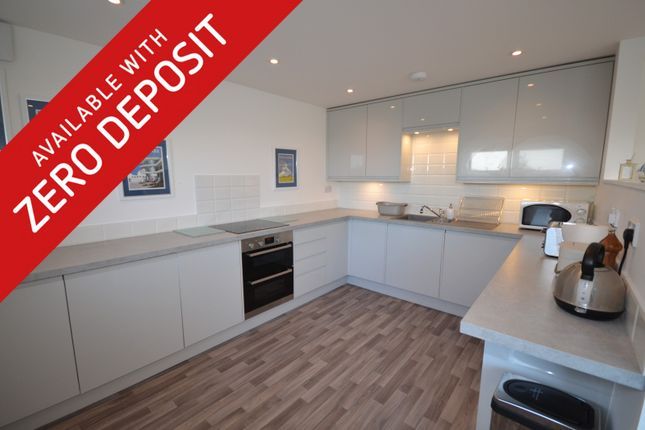 Thumbnail Flat to rent in South Cliff, Bexhill On Sea