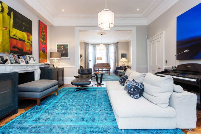 Thumbnail Town house to rent in Tregunter Road, London
