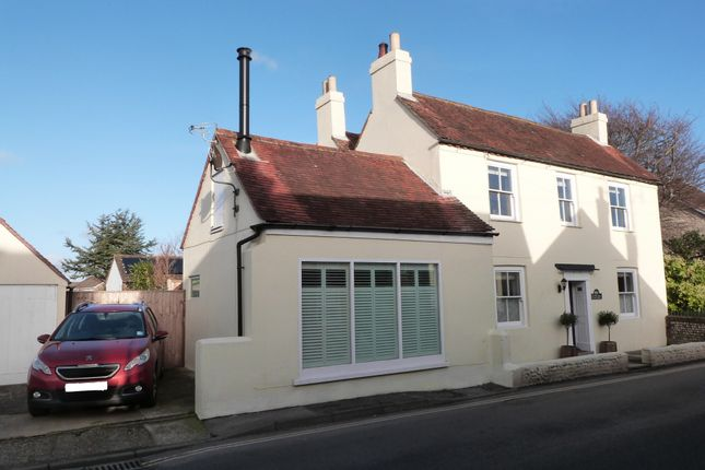 Thumbnail Detached house for sale in East Street, Selsey, Chichester