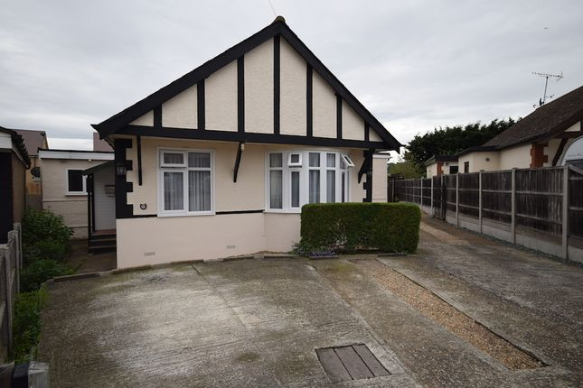 Thumbnail Detached bungalow for sale in Oxford Road, Stanford-Le-Hope