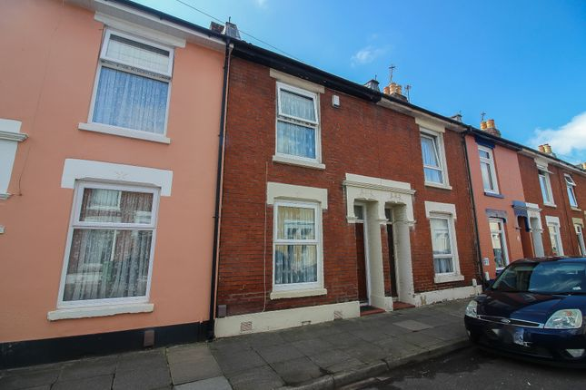 2 bed terraced house for sale in Purbrook Road, Portsmouth PO1