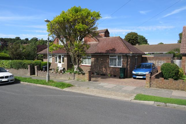 Thumbnail Detached bungalow for sale in Grangeways, Old London Road, Brighton
