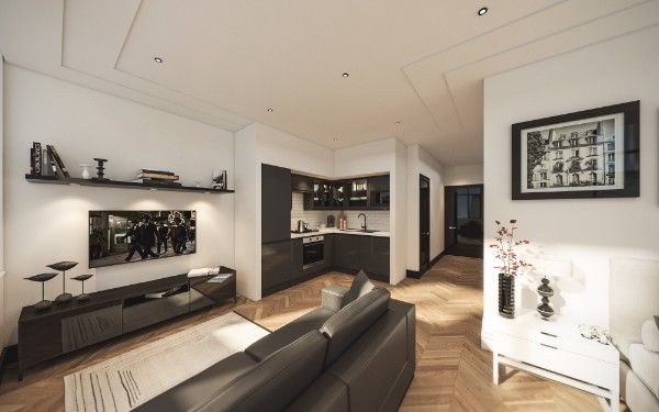 1 bed flat for sale in North House Apartments, 17 John Street, Liverpool