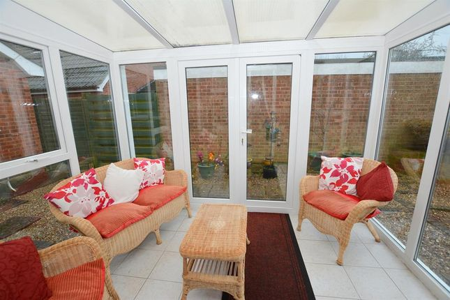 Thumbnail Bungalow for sale in Little Morton Road, North Wingfield, Chesterfield
