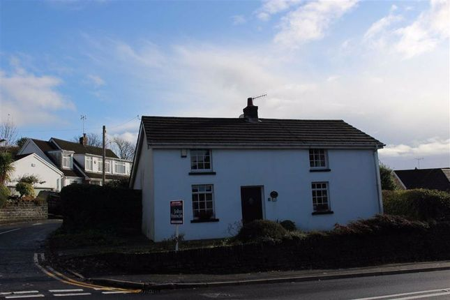 Thumbnail Cottage for sale in Gower Road, Killay, Swansea
