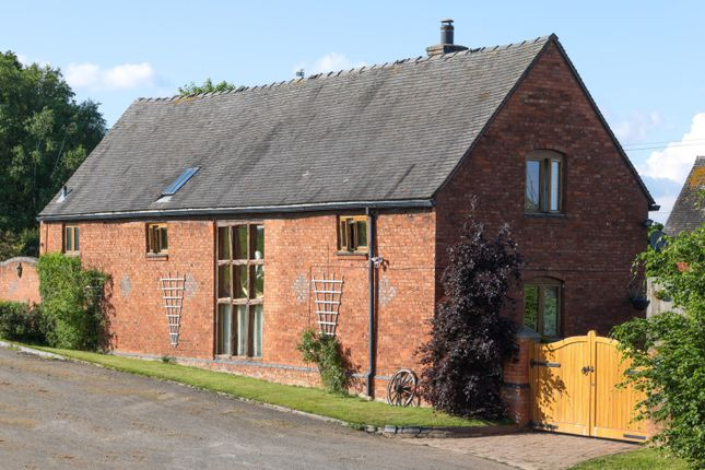 Thumbnail Equestrian property for sale in Port Lane, Abbots Bromley, Rugeley