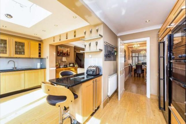 Thumbnail End terrace house to rent in Longview Way, Collier Row, Romford, Essex
