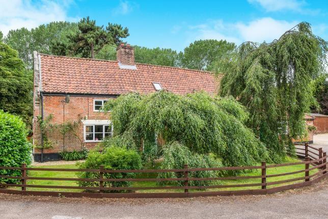 Thumbnail Detached house for sale in Suton, Wymondham, Norfolk