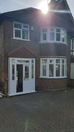 Thumbnail Semi-detached house to rent in Old Farm Road, Birmingham