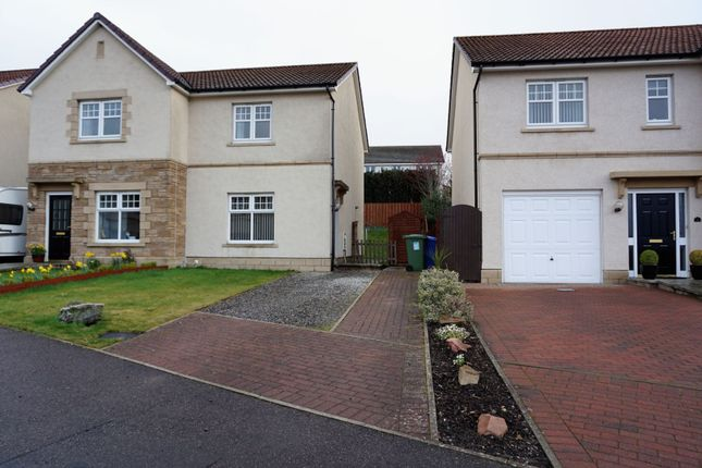 Thumbnail Semi-detached house to rent in Admirals View, Inverness