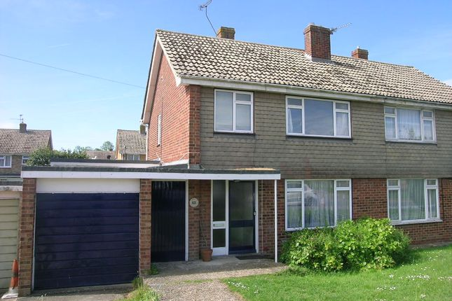 Thumbnail Semi-detached house for sale in Brook Street, Polegate