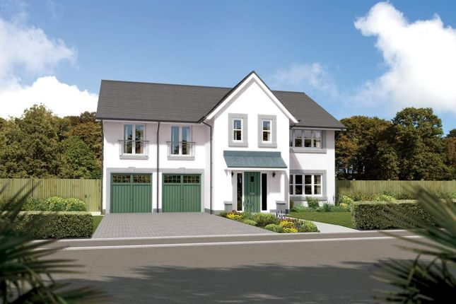 "Thumbnail Detached house for sale in ""Thornewood"" at Crathes, Banchory"