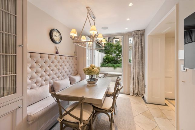 Thumbnail Terraced house for sale in Cliveden Place, Belgravia, London