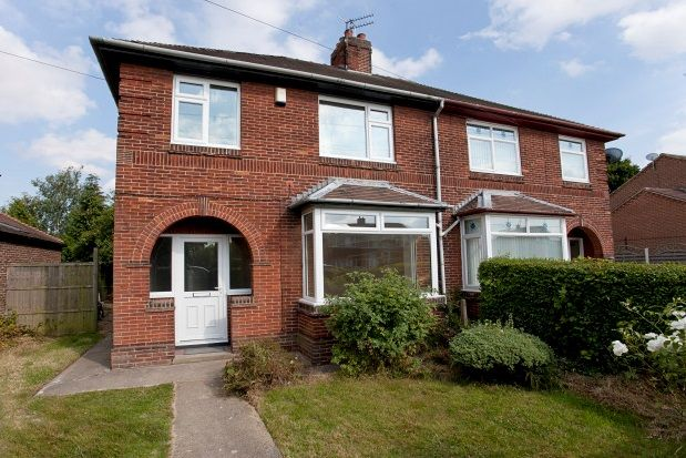 Thumbnail Semi-detached house to rent in New Lane, Huntington, York
