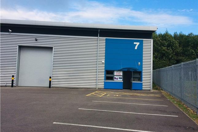 Thumbnail Light industrial for sale in Unit 7 Nimrod, De Havilland Way, Witney, Oxfordshire