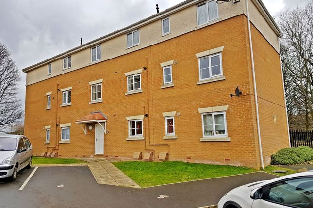 Thumbnail Flat for sale in Burdon Court, Horden, Peterlee
