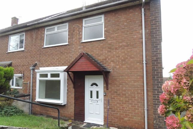 Thumbnail End terrace house to rent in Waterside, Marple, Stockport