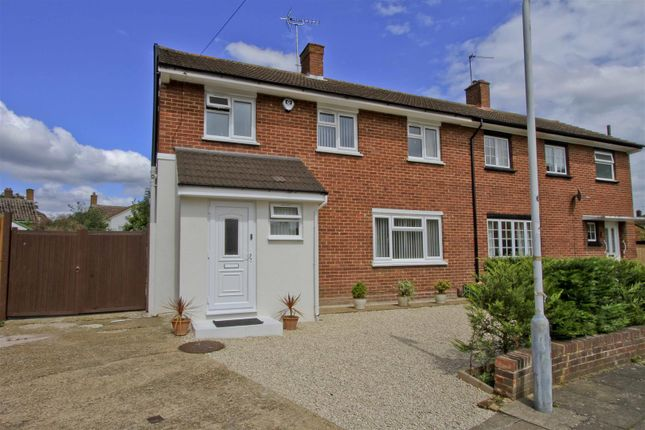 Thumbnail Semi-detached house for sale in Gorse Walk, Yiewsley