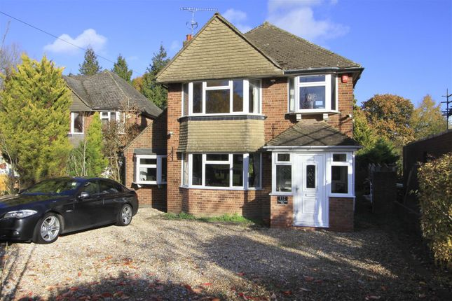 Thumbnail Detached house for sale in Copthall Road West, Ickenham