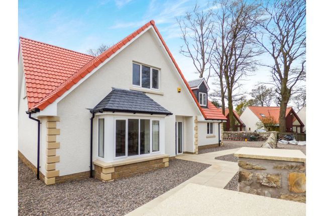 Thumbnail Detached house for sale in Victoria Road, Lundin Links