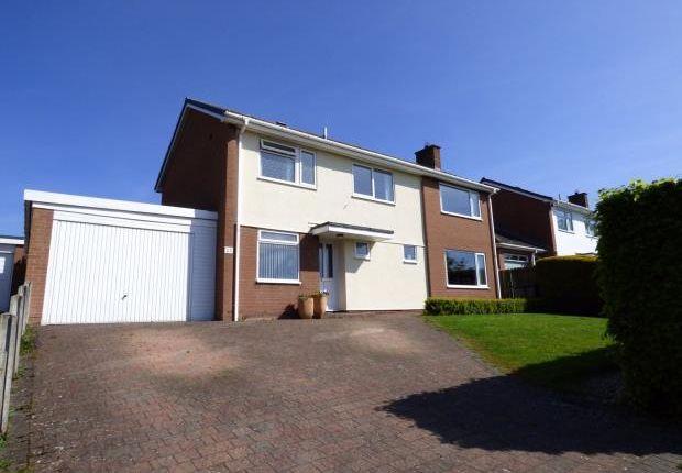 Thumbnail Detached house for sale in Liddle Close, Carlisle, Cumbria