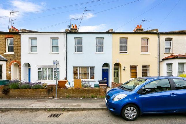Thumbnail Terraced house to rent in Elton Road, Kingston Upon Thames, Surrey
