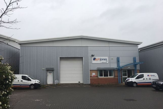 Thumbnail Light industrial to let in Brunel Road, Bromborough, Wirral
